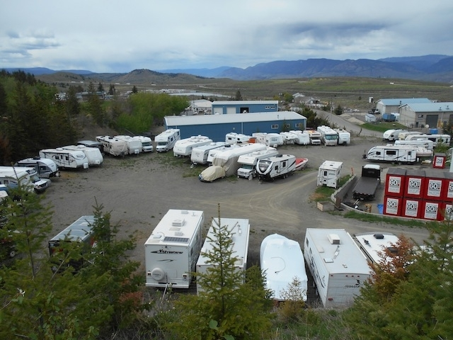Are You Looking For Secure Storage For Your RV?,