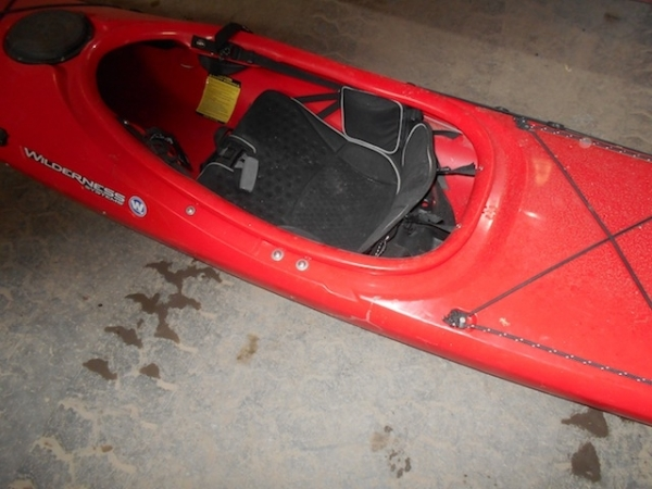 Wilderness Focus Kayak